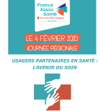 Journée Usagers Partenaires en Santé FAS occitanie 2020